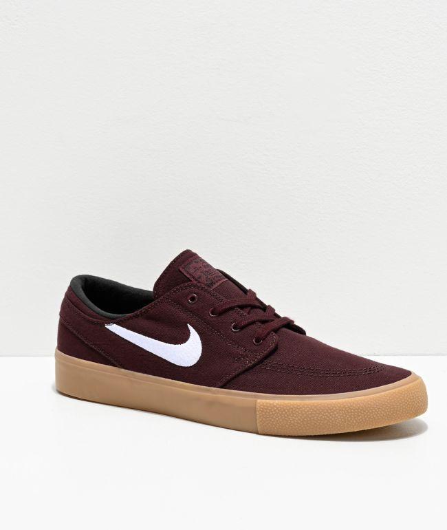 Nike SB Janoski RM  zapatos de skate en caoba y goma