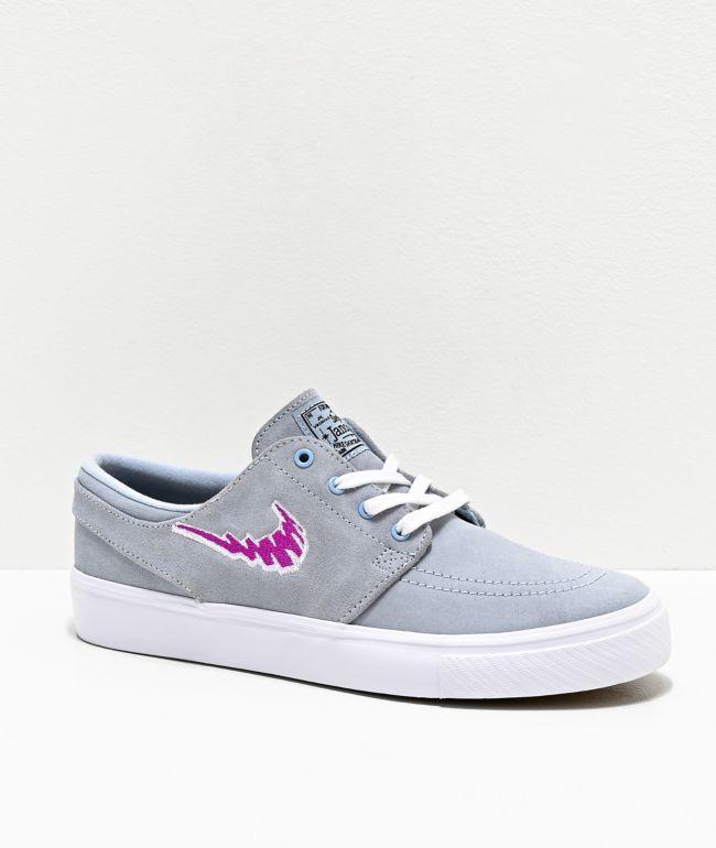 Nike SB Kids Janoski Light Blue