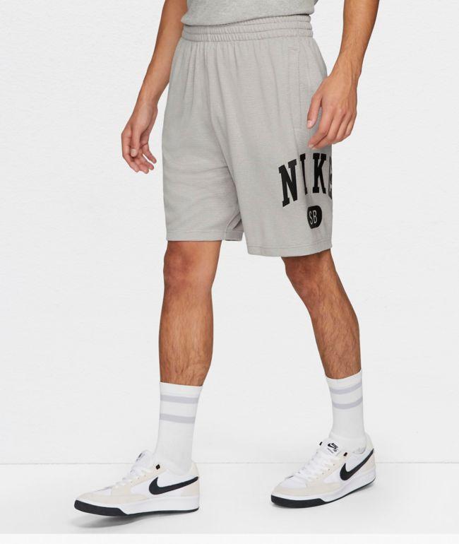 Nike SB March Radness Grey Sweat Shorts