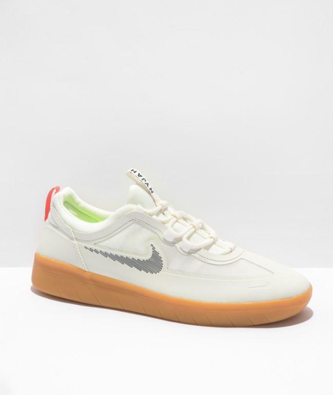 Nike SB Nyjah Free 2.0 Tokyo Rawdacious Skate Shoes