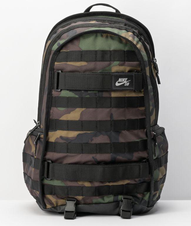 Nike SB RPM Camo Backpack