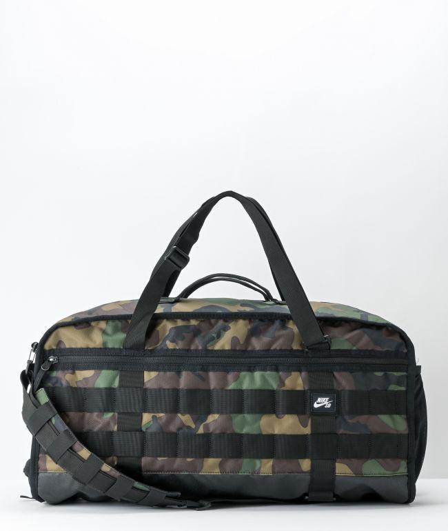 Nike SB RPM Camo Duffle Bag