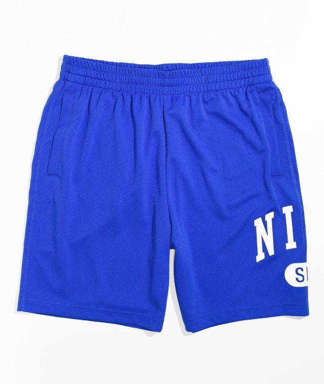 Nike SB Sunday March Radness Blue Basketball Shorts