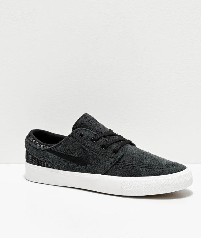 Nike SB Zoom Janoski RM Premium Black