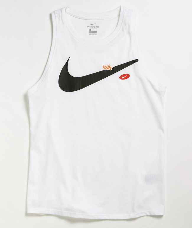 Nike Tom White Tank Top