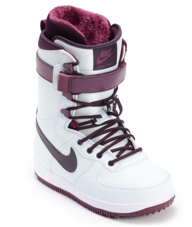 Nike Zoom Force 1 Wind \u0026 Wine Womens