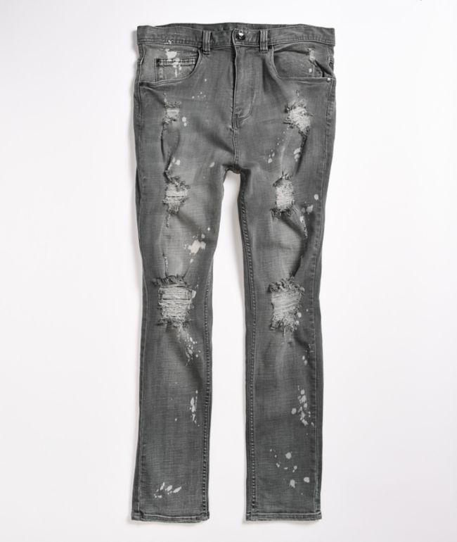 Ninth Hall Lure Smog Wash Skinny Jeans