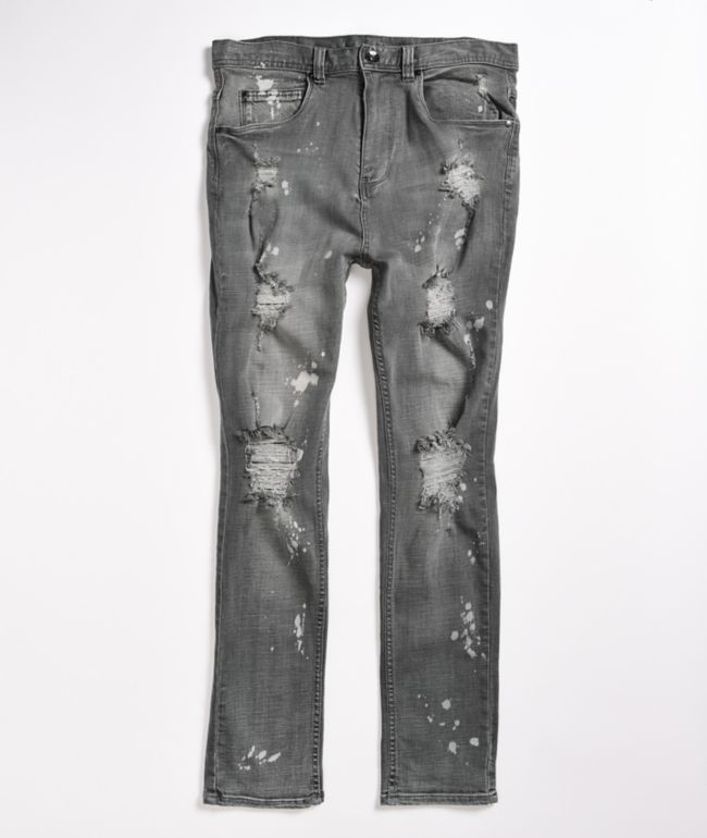 Ninth Hall Lure Smog Wash Skinny Jeans