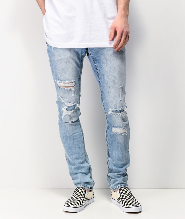 Ninth Hall Rogue Abrum Denim Jeans