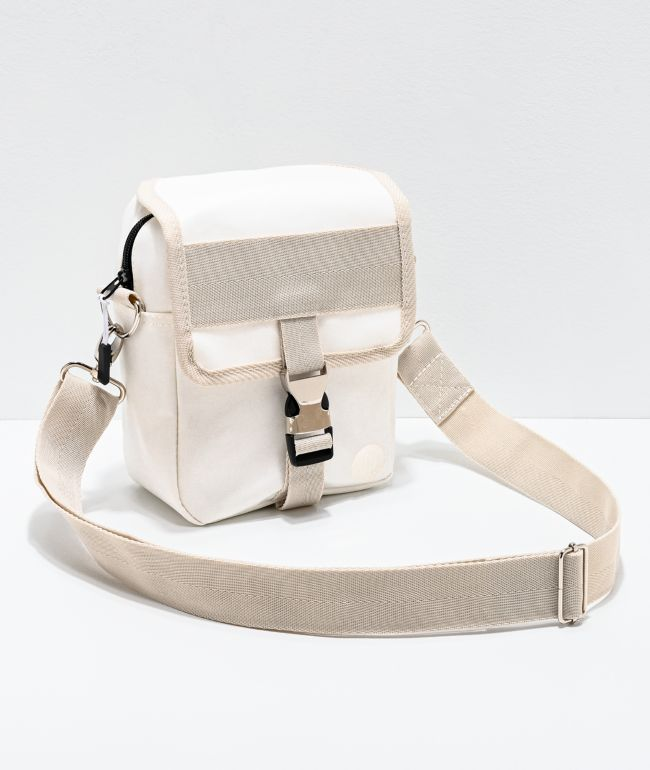 Ninth Hall Takara White Crossbody Bag