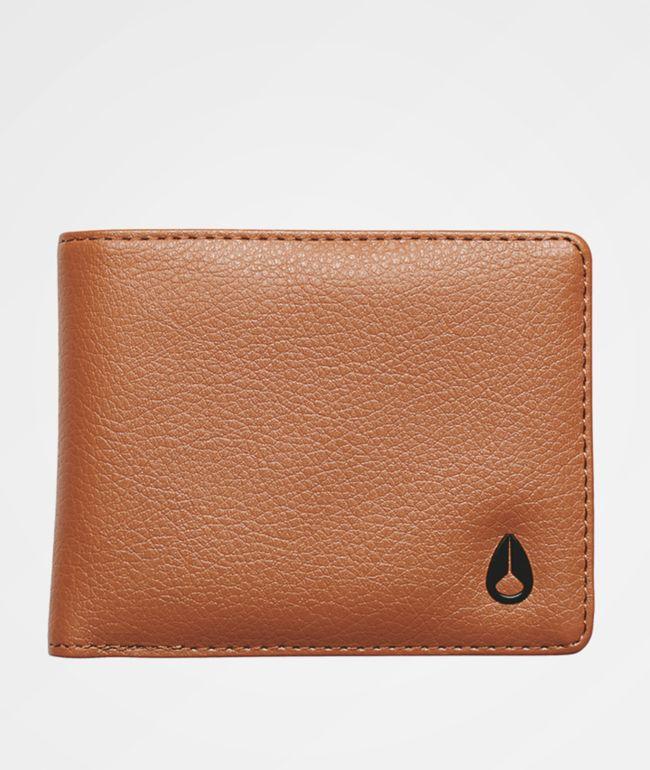 Nixon Cape Saddle Bifold Wallet