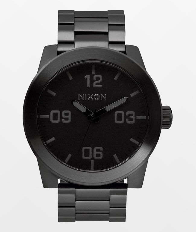 Nixon Corporal SS Black Watch