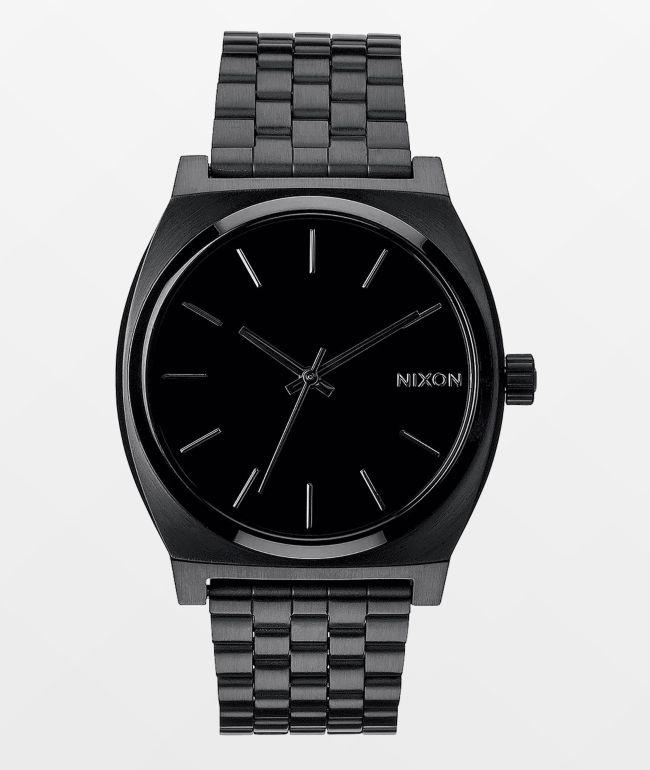 Nixon Time Teller reloj analógico en color oro