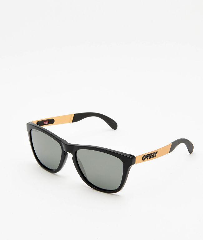 Oakley Frogskins Mix Prizm Black Sunglasses