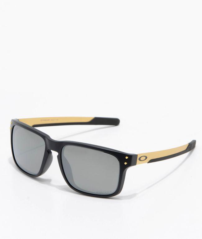 Oakley Holbrook Mix Black Prizm Polarized Sunglasses