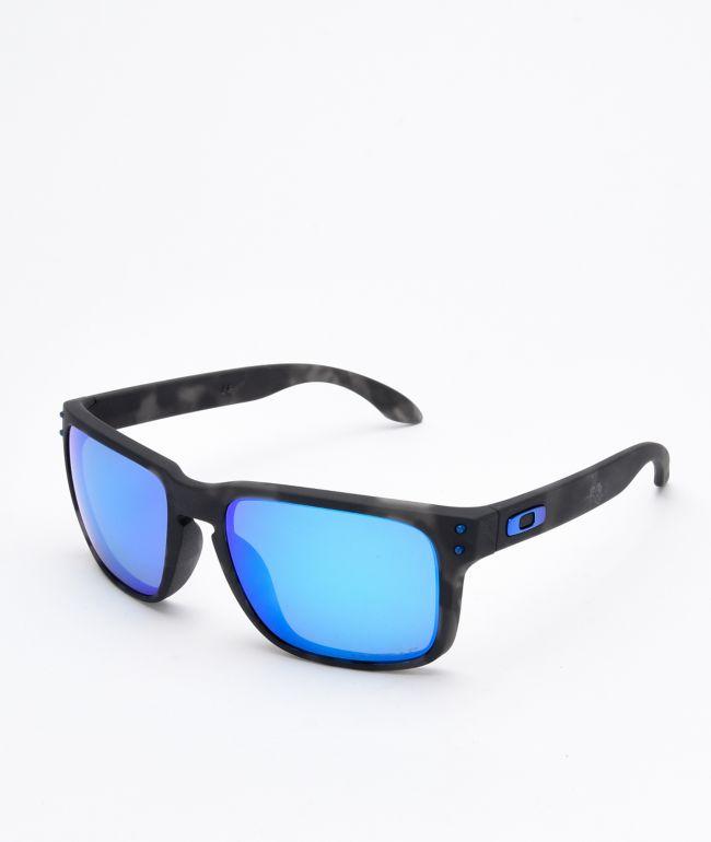 Oakley Holbrook Tortoise & Prizm Matte Black Polarized Sunglasses