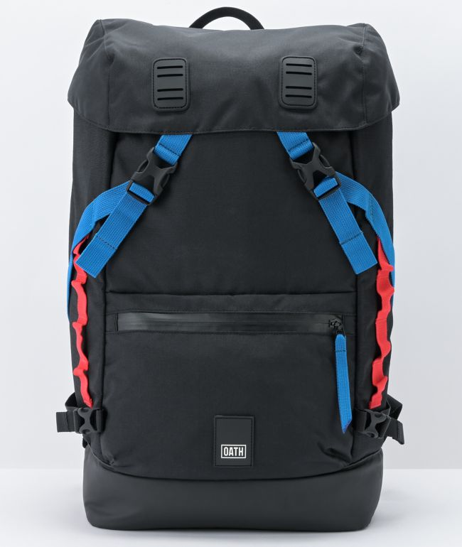 Oath Unite Black Backpack