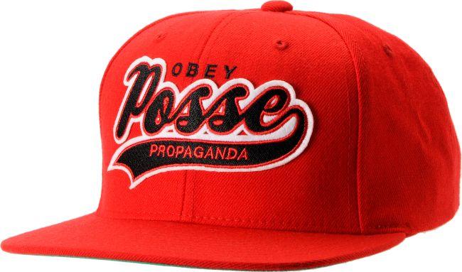 Men/'s OBEY ON DECK SNAPBACK HAT Cap