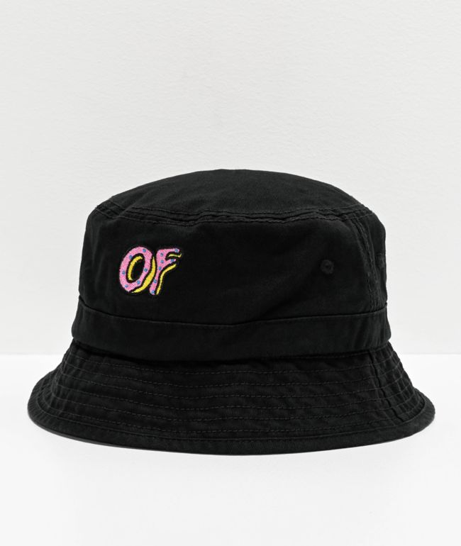 Odd Future Black Bucket Hat