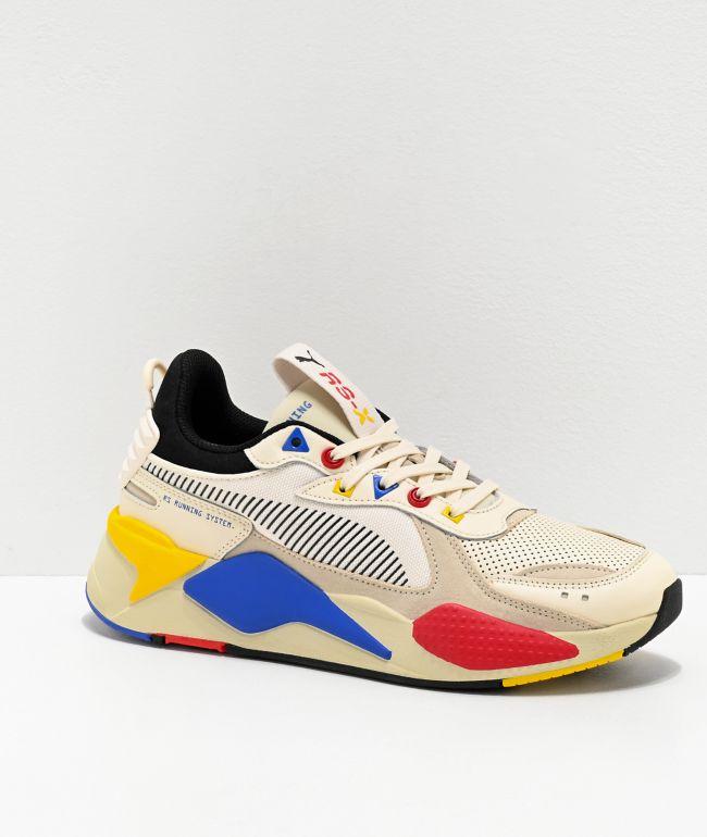 PUMA RS-X Color Theory Shoes | Zumiez