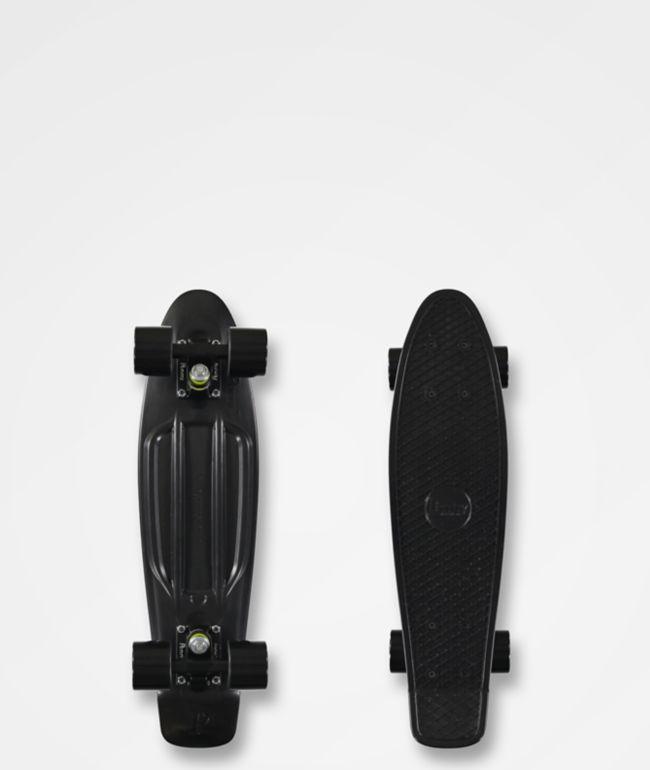 "Penny Blackout 22.5""  Cruiser Complete Skateboard"