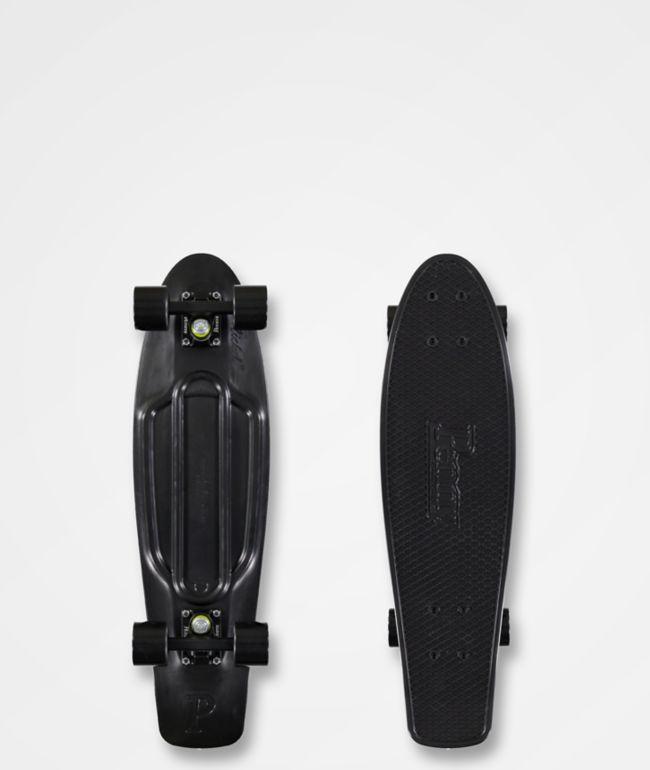 "Penny Nickel Blackout 27""  Cruiser Complete Skateboard"