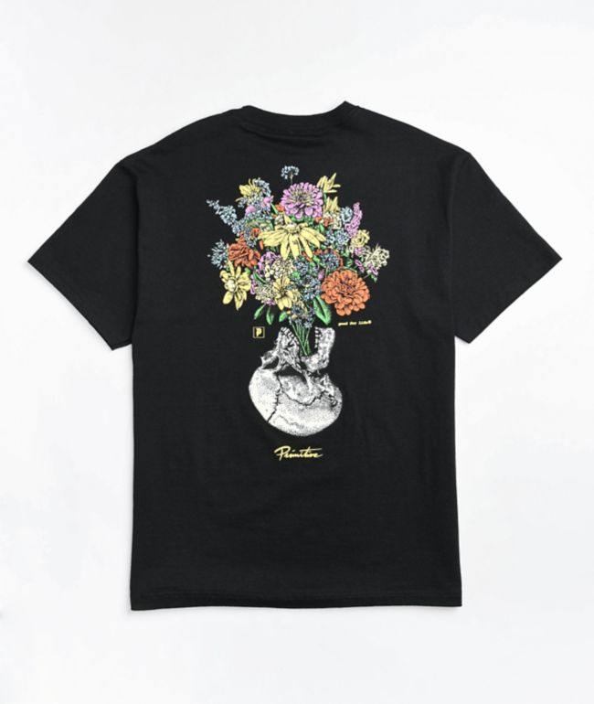Primitive Black Pack Revival Black T-Shirt