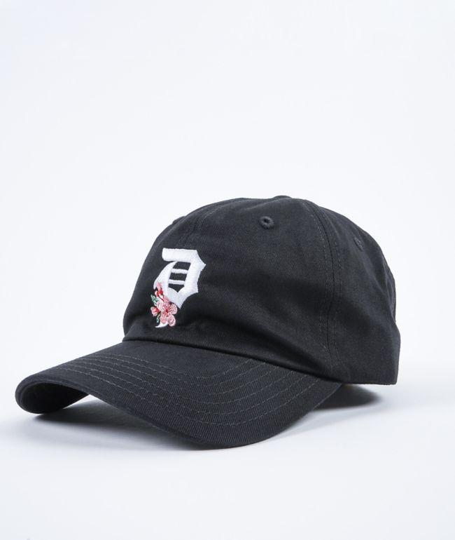 Primitive Dirty P Cherry Blossom Strapback Hat