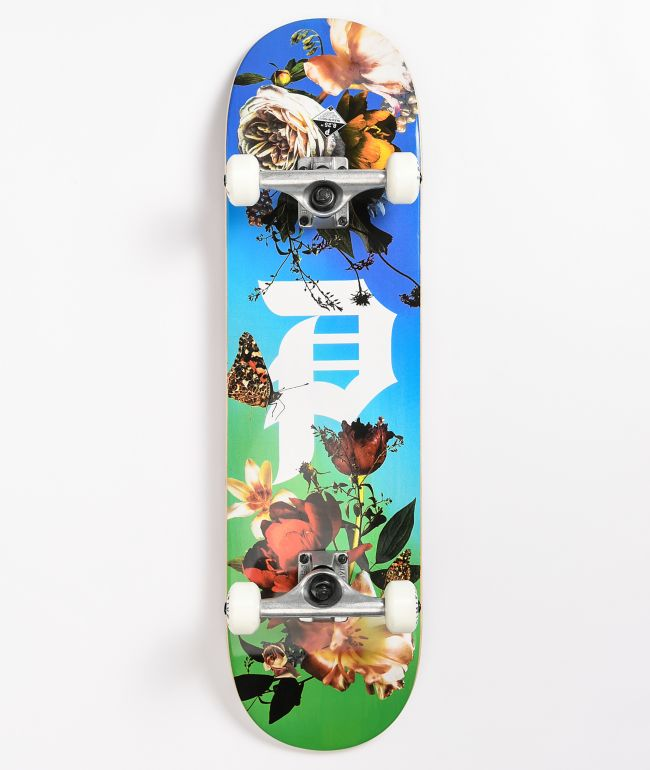 """Primitive Dirty P Creation 8.25"""" Skateboard Complete"""