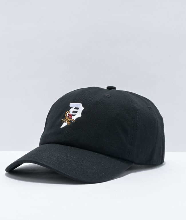 Primitive Dirty P Scorpion Strapback Hat