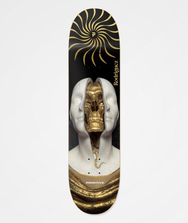 """Primitive Gold Pack PRod Imperial 8.25"""" Skateboard Deck"""
