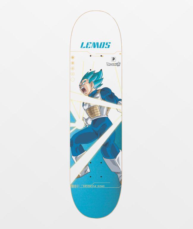 "Primitive x Dragon Ball Super Lemos Vegeta 8.12"" Skateboard Deck"