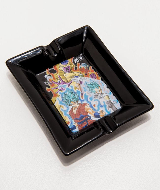 Primitive x Dragon Ball Super Resurrect Black Ceramic Tray