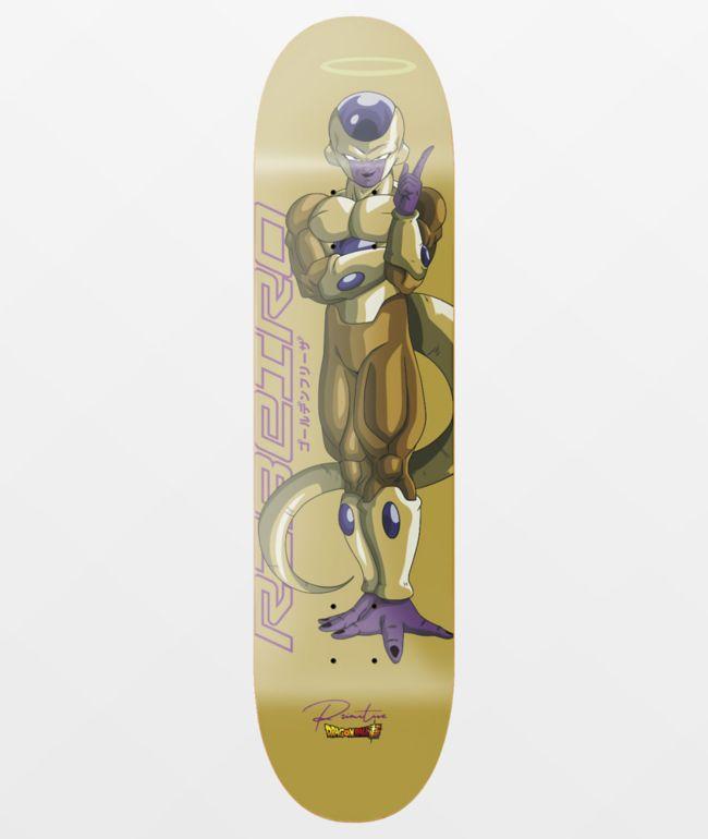 "Primitive x Dragon Ball Super Ribeiro Frieza 8.5"" Skateboard Deck"