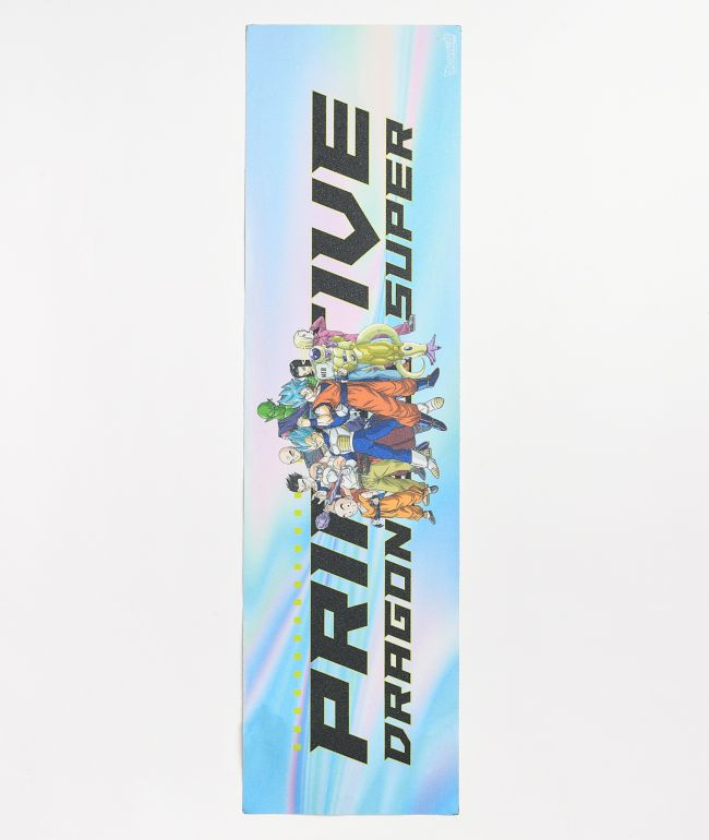 Primitive x Dragon Ball Super Universal Survival Grip Tape