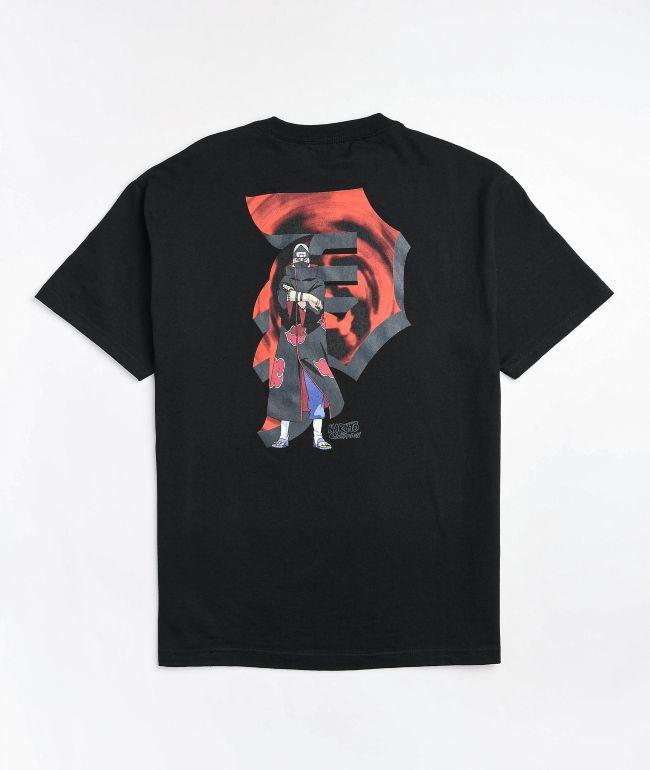 Primitive x Naruto Shippuden II Kakuzu Black T-Shirt