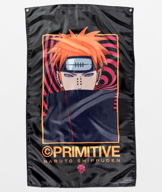 Primitive x Naruto Shippuden II Know Pain Banner