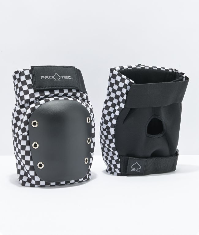 Pro-Tec Street Checkerboard Knee Pads