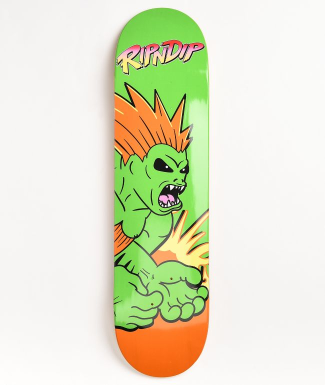 "RIPNDIP Button Mash 8.0"" Skateboard Deck"