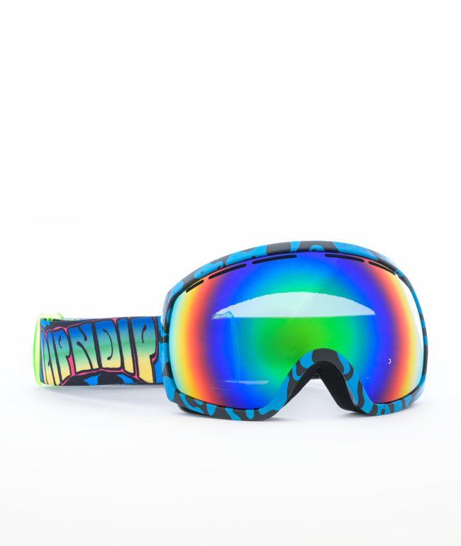 RIPNDIP Lord Nermal Snowboard Goggles