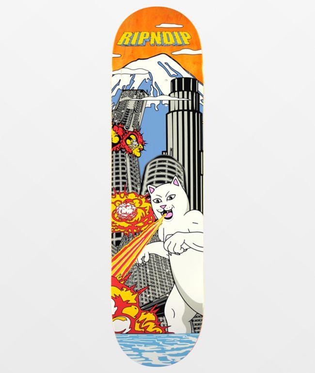 "RIPNDIP Nermzilla 8.0"" Skateboard Deck"
