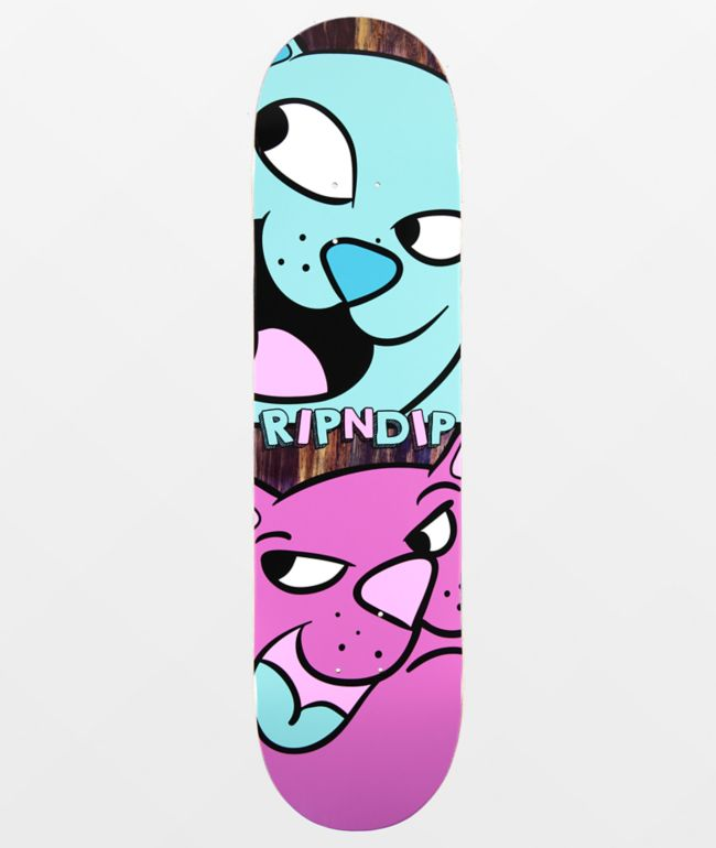 "RIPNDIP Pop Nerm 8.0"" Skateboard Deck"