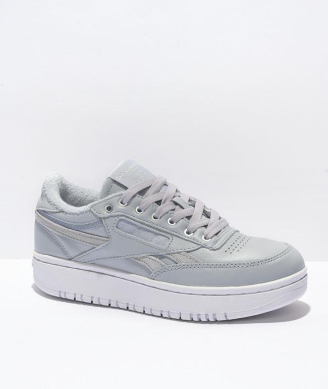 Reebok Club C Double Grey Shoes