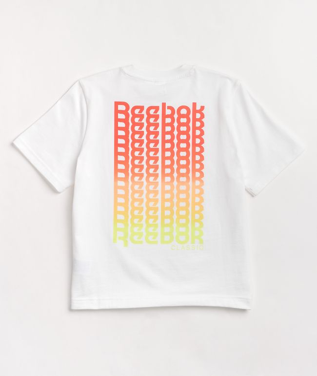 Reebok Festival White T-Shirt