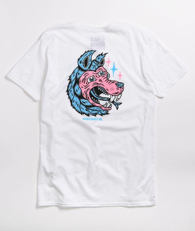 Roger Skate Co. Spirit Animal Natural T-Shirt
