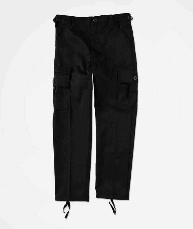 Rothco Boys BDU Black Pants