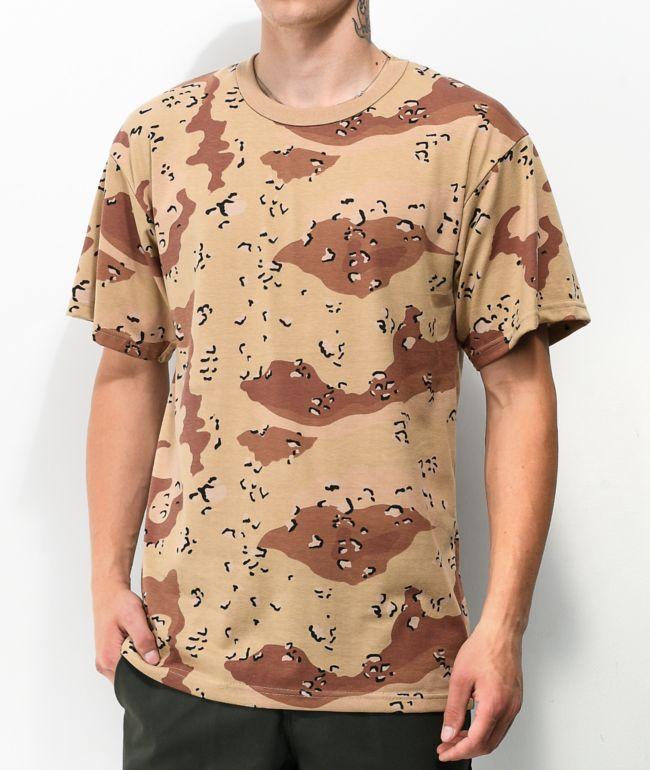 Rothco Desert Camo T-Shirt