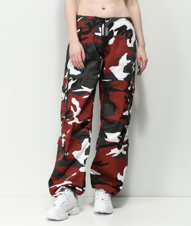 Rothco Red Camo BDU Pants