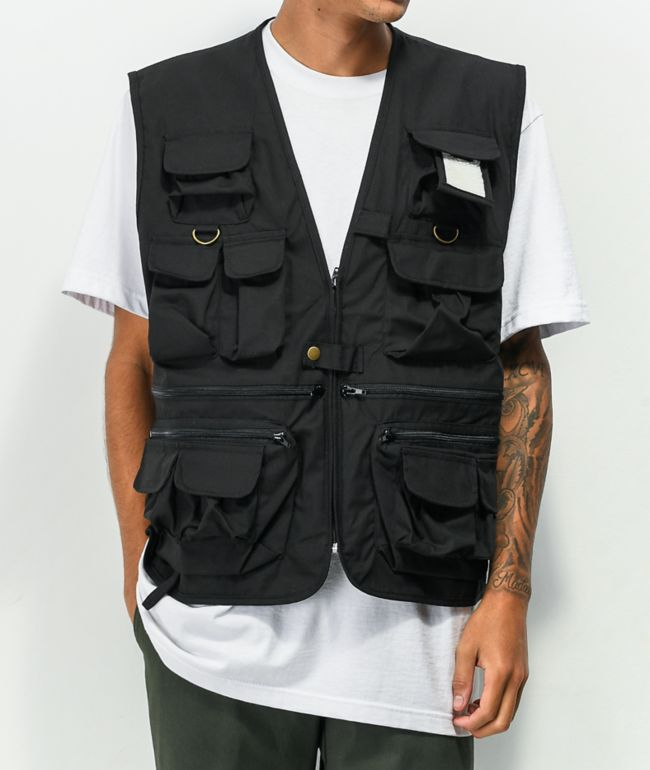 Rothco Uncle Milty Black Vest