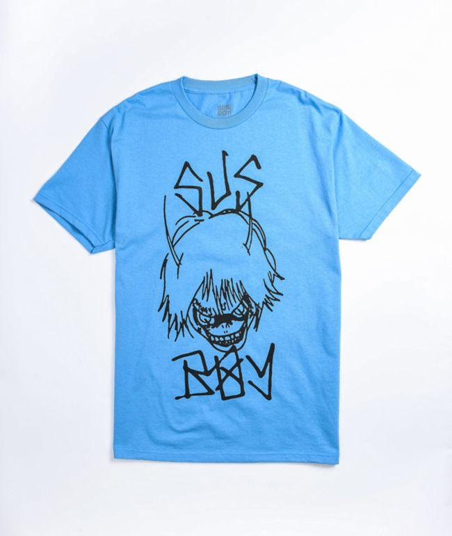SUS BOY Demon Light Blue T-Shirt